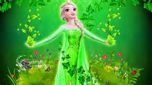 green frozen elsa spiderman dinosaurs short movie frozen elsa amp anna finger family songs
