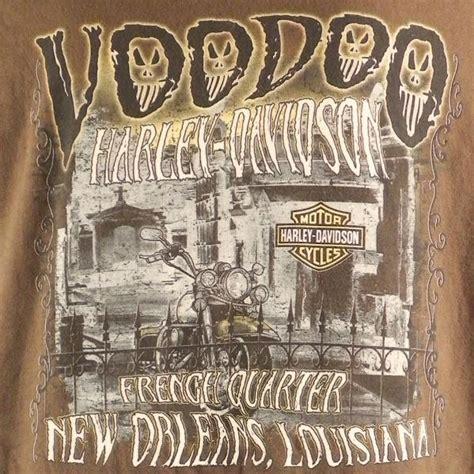 Harley Davidson New Orleans Quarter by Harley Davidson Voodoo Quarter Graveyard New