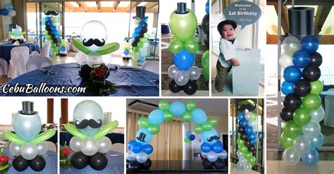 Halloween Entertainers - little man cebu balloons and party supplies