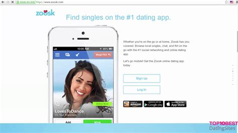 Search On Zoosk Zoosk Review Features Of Senior Dating Site