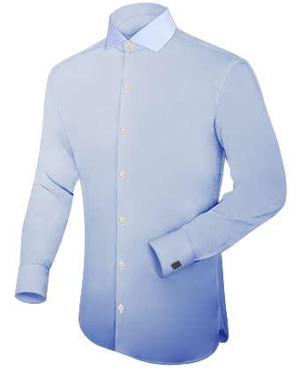 Square Plain Collar Shirt 2 ropa de vestir hombre