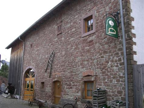 Scheune Losheim by Restaurant Schumachers Scheune In Losheim Am See