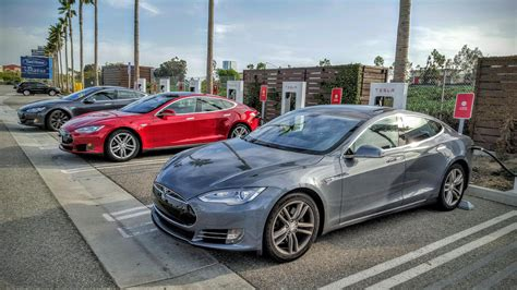 used tesla model s sedans sell faster than competitor