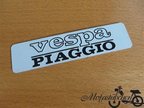 Vespa Boxer Aufkleber by Piaggio Vespa Cio Bravo Si Aufkleber Emblem Mofast 252 Bchen