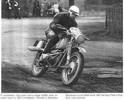 Bmw Motorrad England by Sebastian Nachtmann On Bmw R69s 1961 Isdt England Bmw