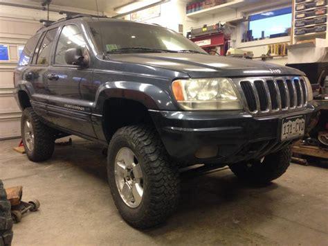 blue jeep grand 2001 ol blue 2001 jeep grand wj build thread