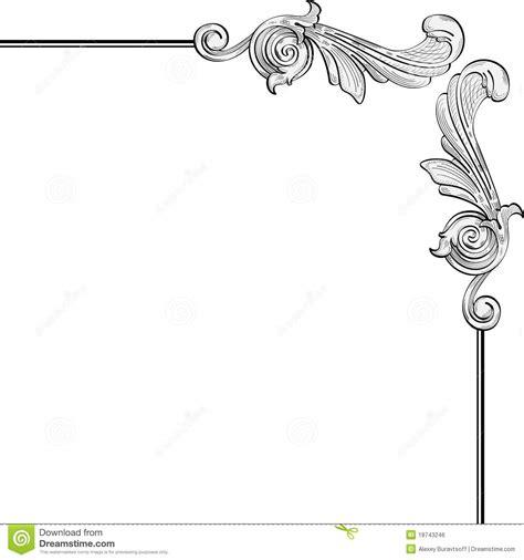 Bonia Bunga Silver fogli decorati immagine stock libera da diritti immagine