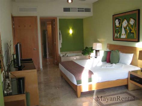 2 Bedroom Garage Apartment Plans by Grand Mayan One Bedroom Accommodations