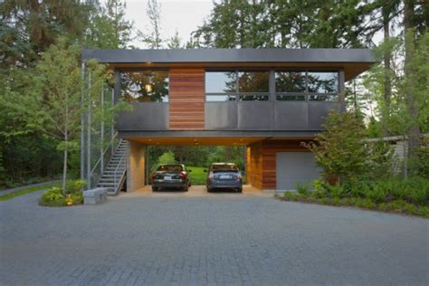 house garage 15 contemporary houses and their inspiring garages