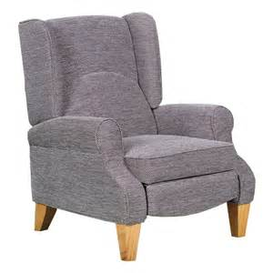 kensington wing back reclining chair next day delivery