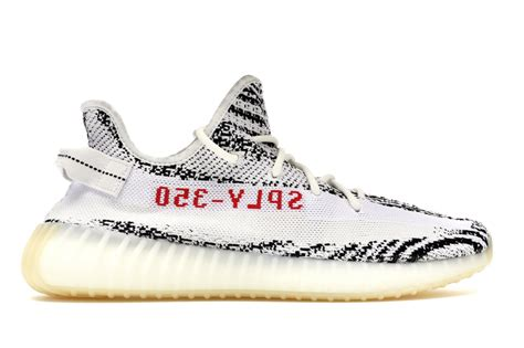 Adidas Yeezy 350 Made In by Adidas Yeezy Boost 350 V2 Zebra Cp9654
