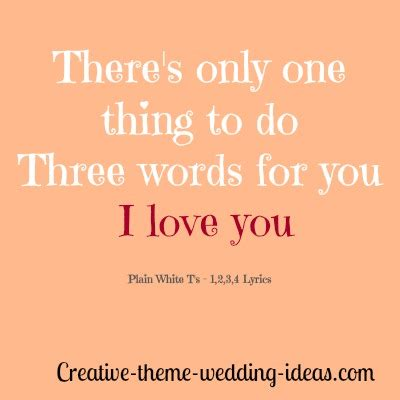 Wedding theme quotes junglespirit Choice Image