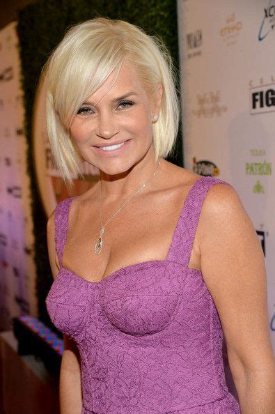yolanda foster hair thinning yolanda foster in muhammad ali s celebrity fight night xx