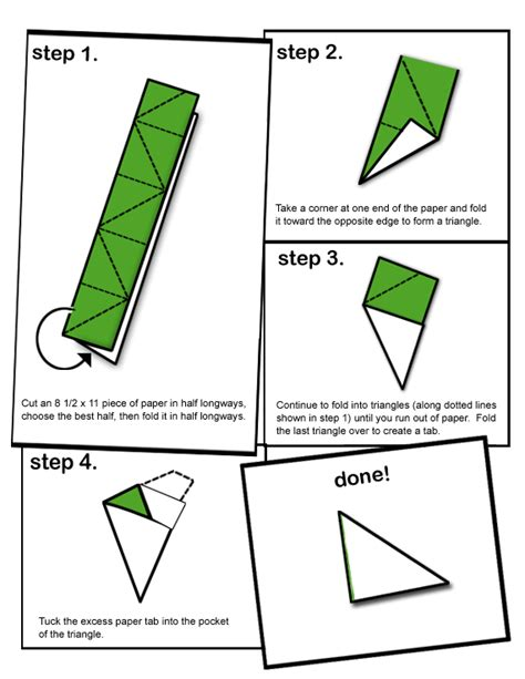 How To Fold A Paper Football - bible crafts for abraham bargains for sodom