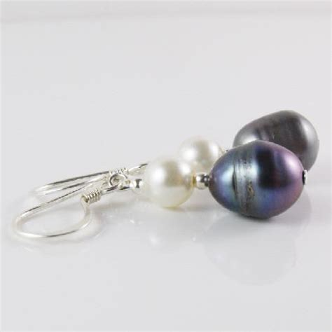 Handmade Pearl Jewellery Uk - pearl earrings uk pearl drop earring designs a