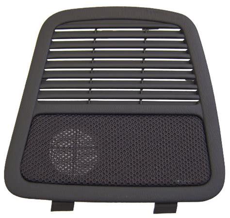 toyota camry wagon rear  speaker grille  oem grey