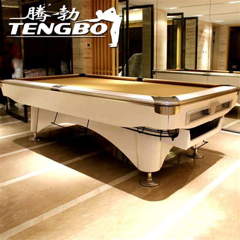 Meja Billiard Besar sport klasik luar meja billiard renang untuk penjualan sri