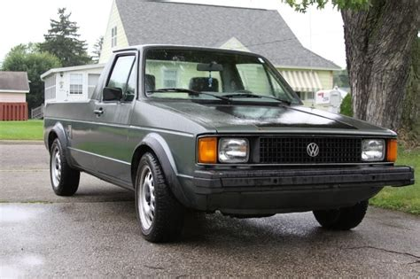 volkswagen golf truck 1000 images about vw rabbit trucks on