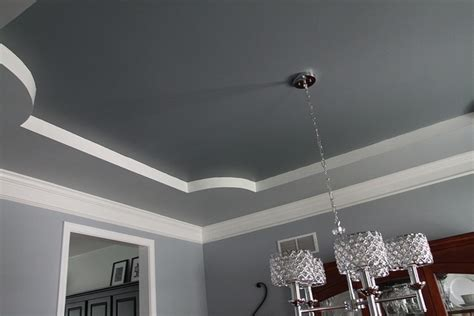How To Paint A Tray Ceiling In A Bedroom Best 25 Tray Ceilings Ideas On