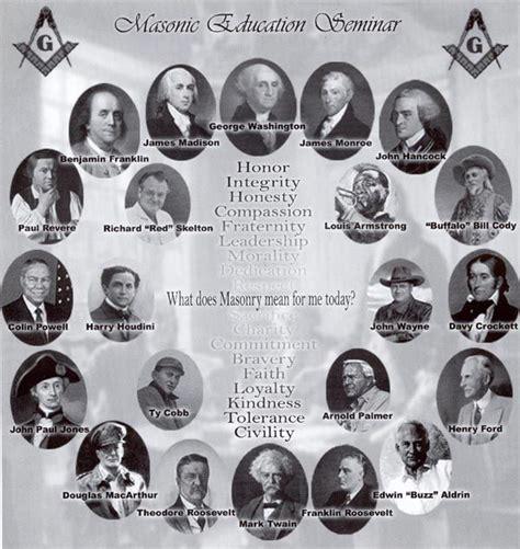 illuminati and masons freemason members on members of illuminati