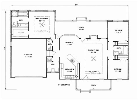cape cod plans open floor cape cod floor plans unique house plan beautiful open