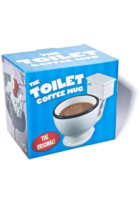 toilet mug flush em down toilet mug dolls kill