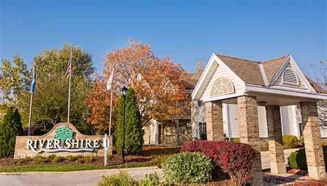 Parkland Residences Floor Plan by Rivershire Apartments Greenfield Wisconsin
