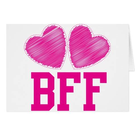 7 Whod Make A Fab Bff by Bff Best Friends Forever Awesome Card Zazzle
