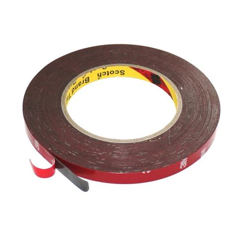 3m Sided Adhesive Foam by 10m Sided 3m 4229p 10mm Adhesive Foam