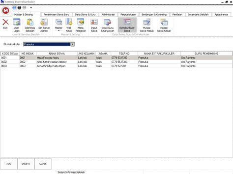 Paket Aplikasi Sistem Nilai Toko Perpusatakaan Berbasis Web prima school jual software sekolah batam sistem informasi sekolah managemen data siswa