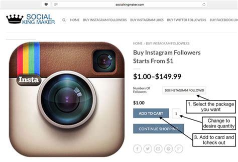 tutorial follower instagram kaskus how to buy instagram followers tutorial