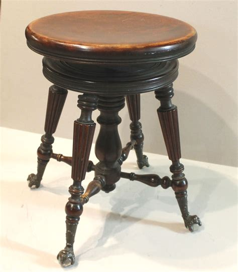 Used Piano Stool by Bargain S Antiques 187 Archive Mahogany Piano