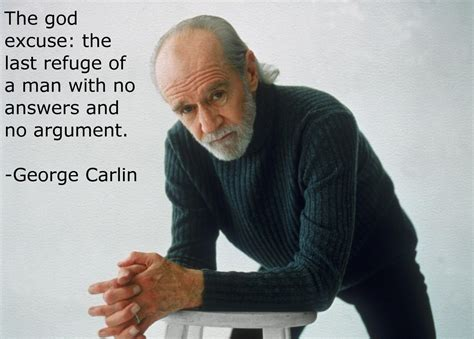 George Carlin Meme - acerbic politics religious dogma