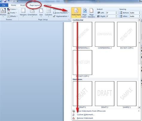 microsoft word print layout view not working word 2010 watermark in front of pictures