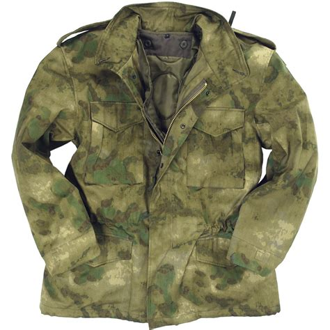 Jaket Parka Tactical Waterproof Polos mil tec classic us m65 jacket mil tacs fg m65 1st