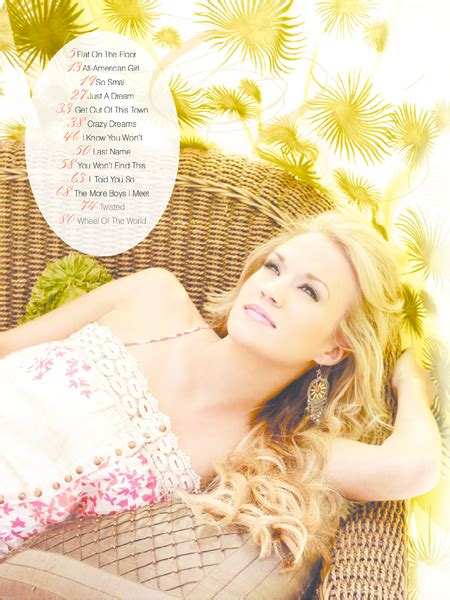 all american girl carrie underwood guitar chords sheet music carrie underwood carnival ride piano vocal