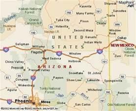 map of winslow arizona winslow arizona map
