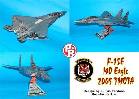 Papercraft Paradise - f 15e tiger meet 2005 papercraft papercraft paradise