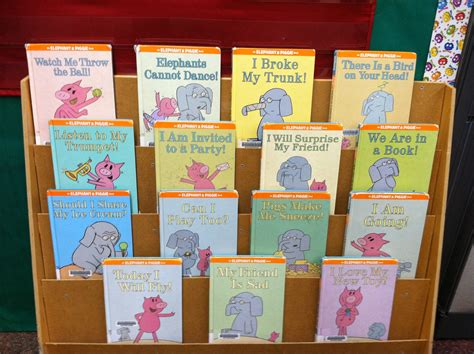 elephant and piggie books and talking thinking bubbles