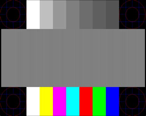 gamma test pattern hdtv display test patterns 171 free patterns