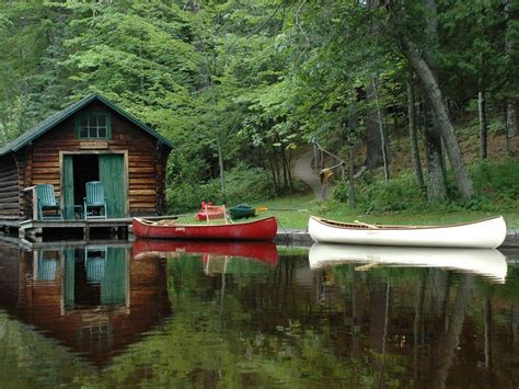 Northern Cabins by Northern Wisconsin Is Home To One Of The Most