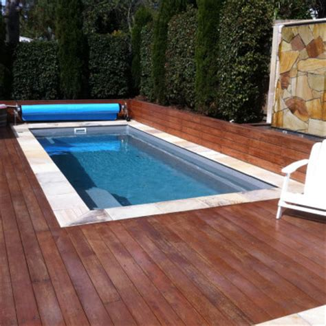 Landscape Timbers Around Above Ground Pool Outdoor Decking Pergolas Geelong Ausscapes