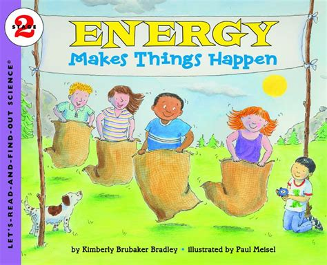 energized books energy makes things happen brubaker bradley