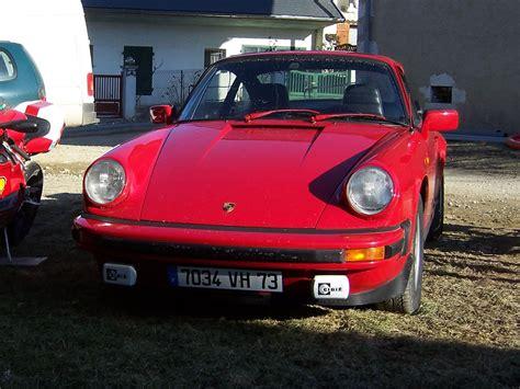 Location PORSCHE 911 SC de 1978 pour mariage   Savoie