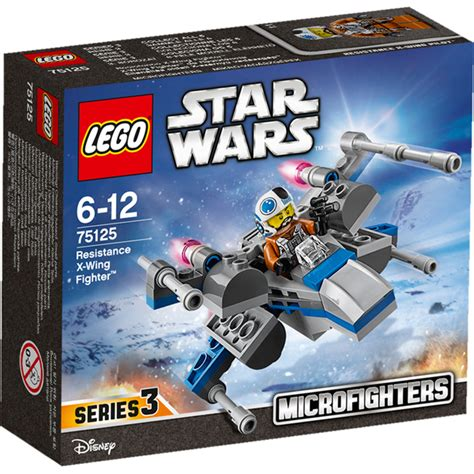 lego wars resistance x wing fighter 75125 my