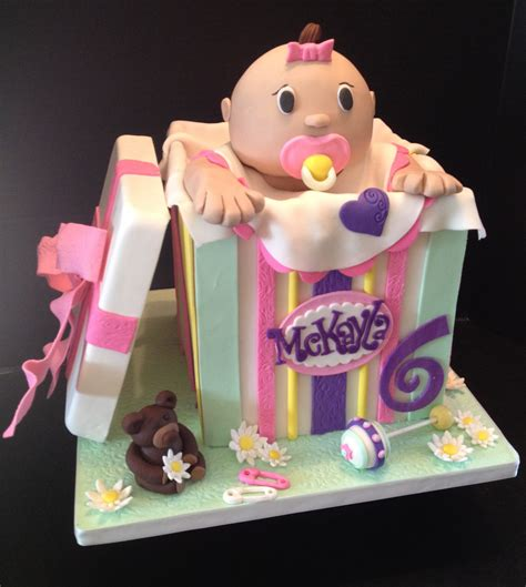 Baby Birthday Cake by Peace Cake The World S Coolest Cake