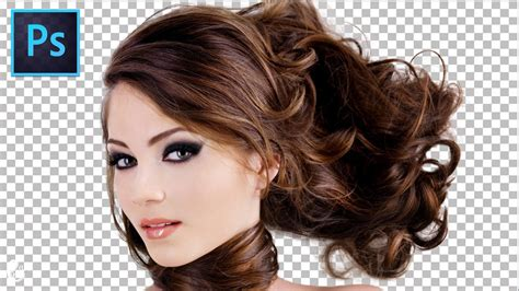 tutorial photoshop hair cut how to cut out hair in photoshop tutorial photoshop