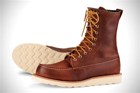 wing heritage boots wing heritage 8830 work boots hiconsumption