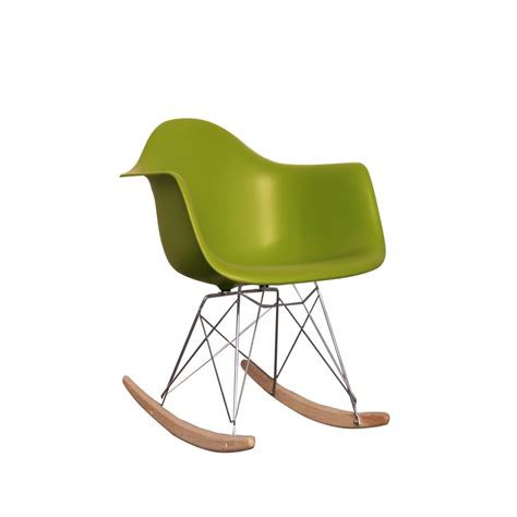 green room rocking chair green rar style rocking chair by only home