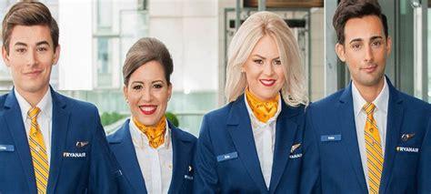 Ryanair Cabin Crew by Gozo News